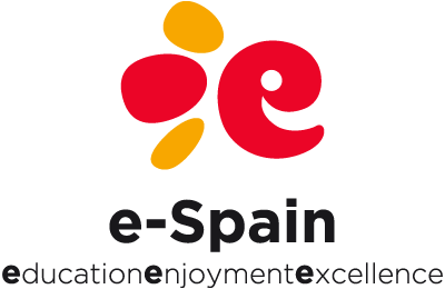 e-spain | Culinary and pastry internships in Spain, gastronomy tours to Spain and Portugal Retina Logo