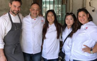 summer culinary internship Spain